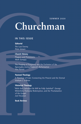 Reconciliationism: A Forgotten Evangelical Doctrine of Hell, Andy Saville