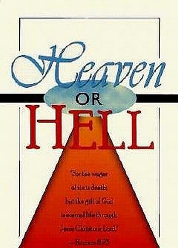 Heaven and Hell, Peter Toon