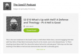 """The Sow37 Podcast """"Page-Turner"""" Interview with Robin Martens"""